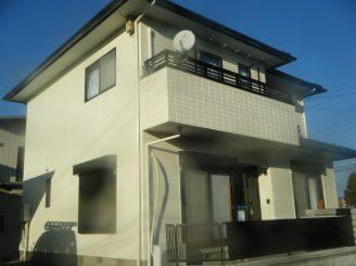 熊谷市 O様邸 ベランダ防水・外壁塗装