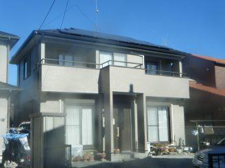 熊谷市 M様邸 屋根・外壁塗装