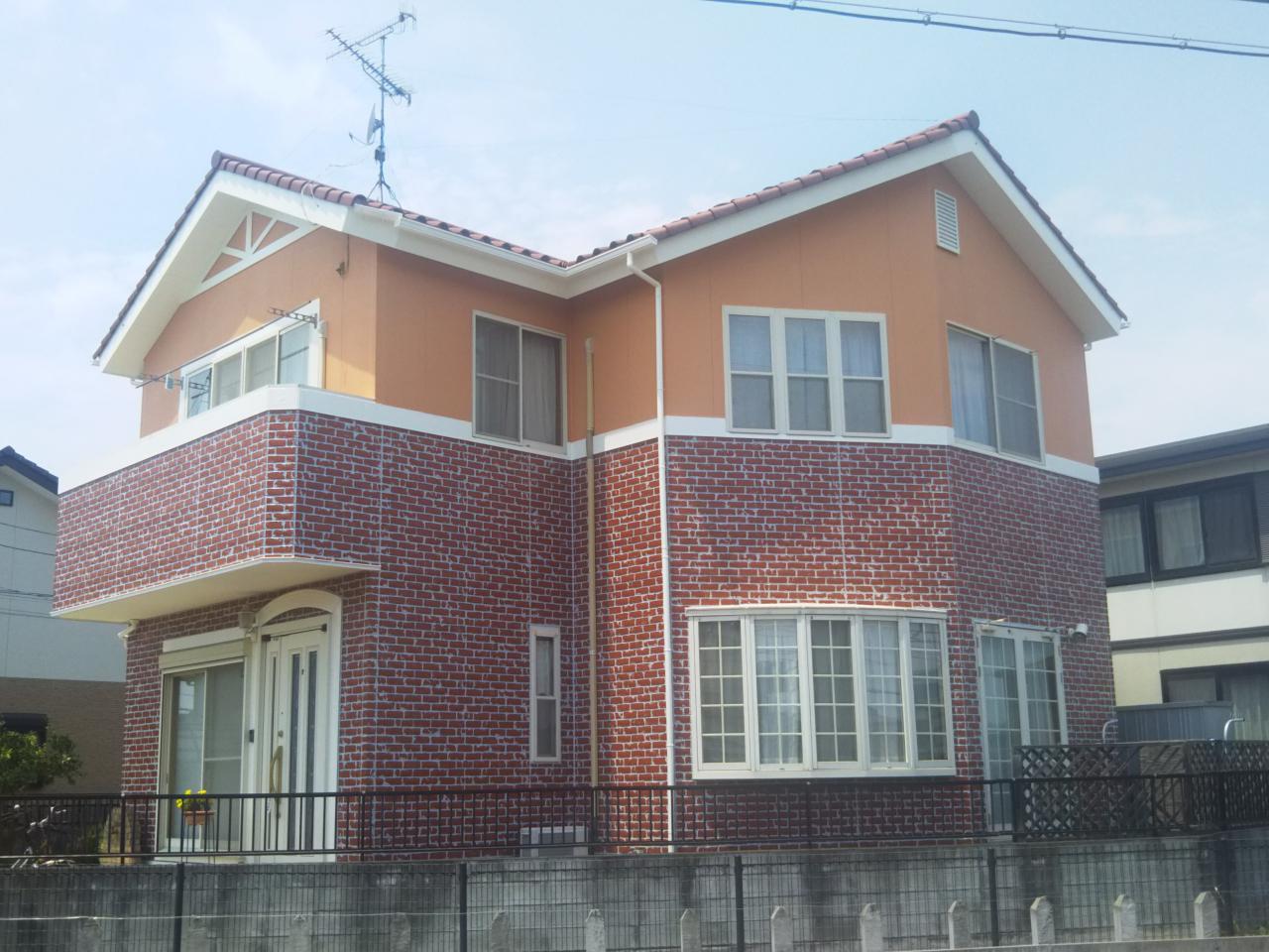 行田市 M様邸 外壁塗装